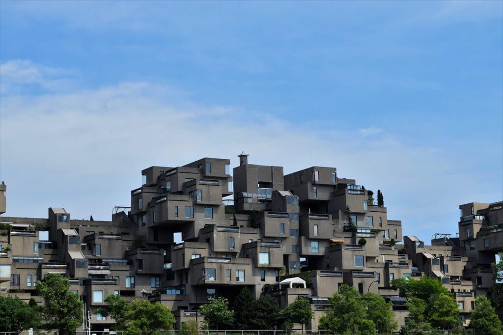 Habitat 67 in Montreal