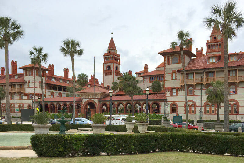 Flagler College Saint Augustine Florida