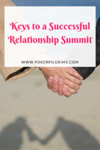 Key to a Healthy Relationship: Save it for the Summit