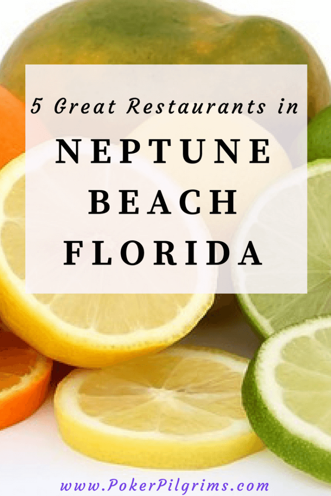 5 Best Restaurants in Neptune Beach Florida