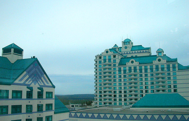 Foxwoods Poker Room Review