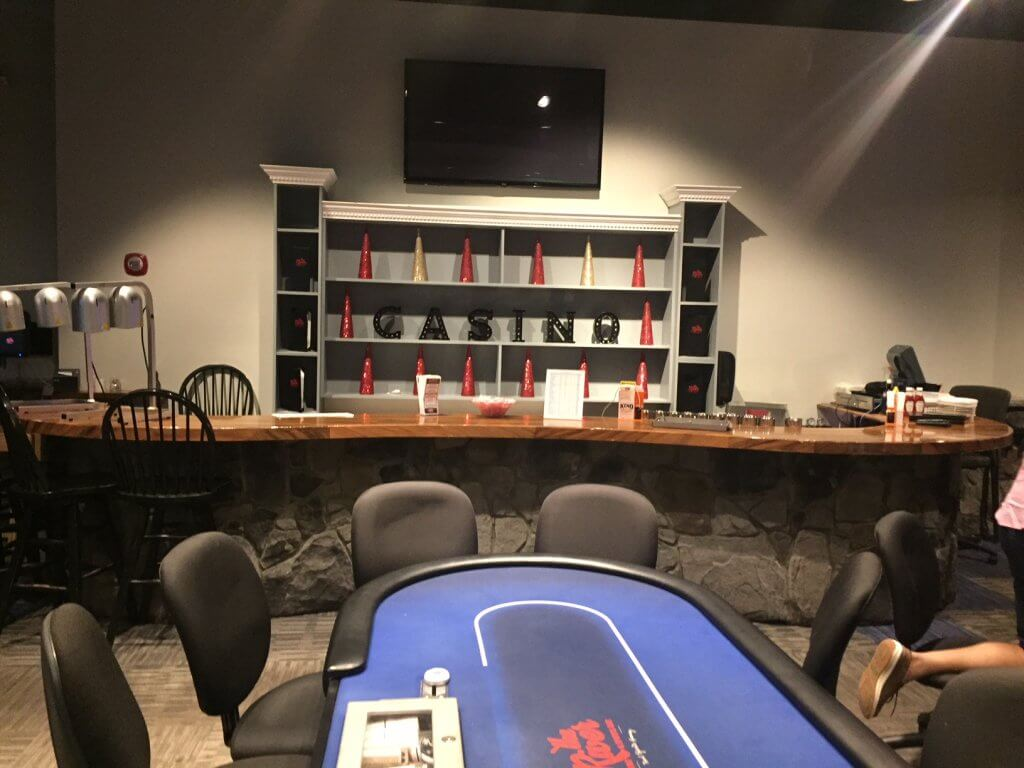River Casino Poker Room