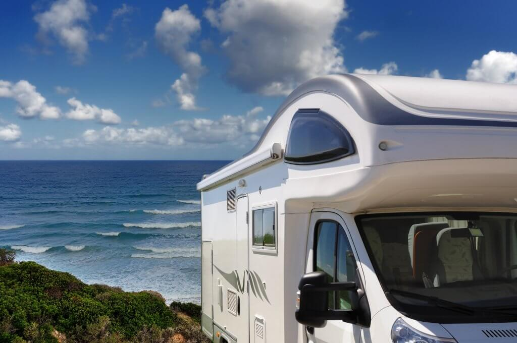 Cross Country Travel by RV