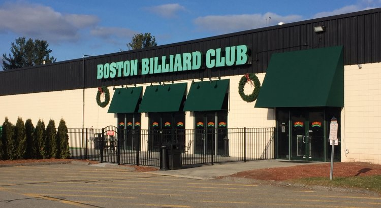Boston Billiards Poker Room Entrance