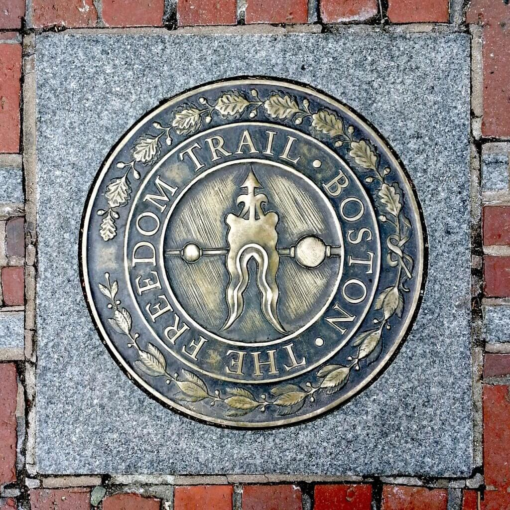Best things to do in Boston - Freedom Trail