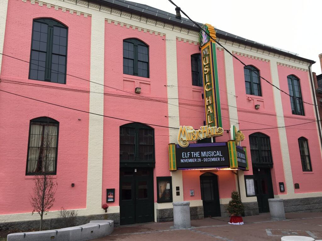 Portsmouth Music Hall