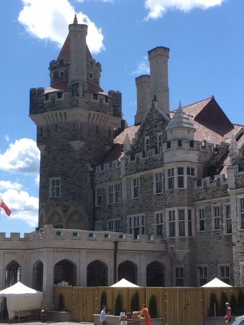 Single Day in Toronto - Casa Loma