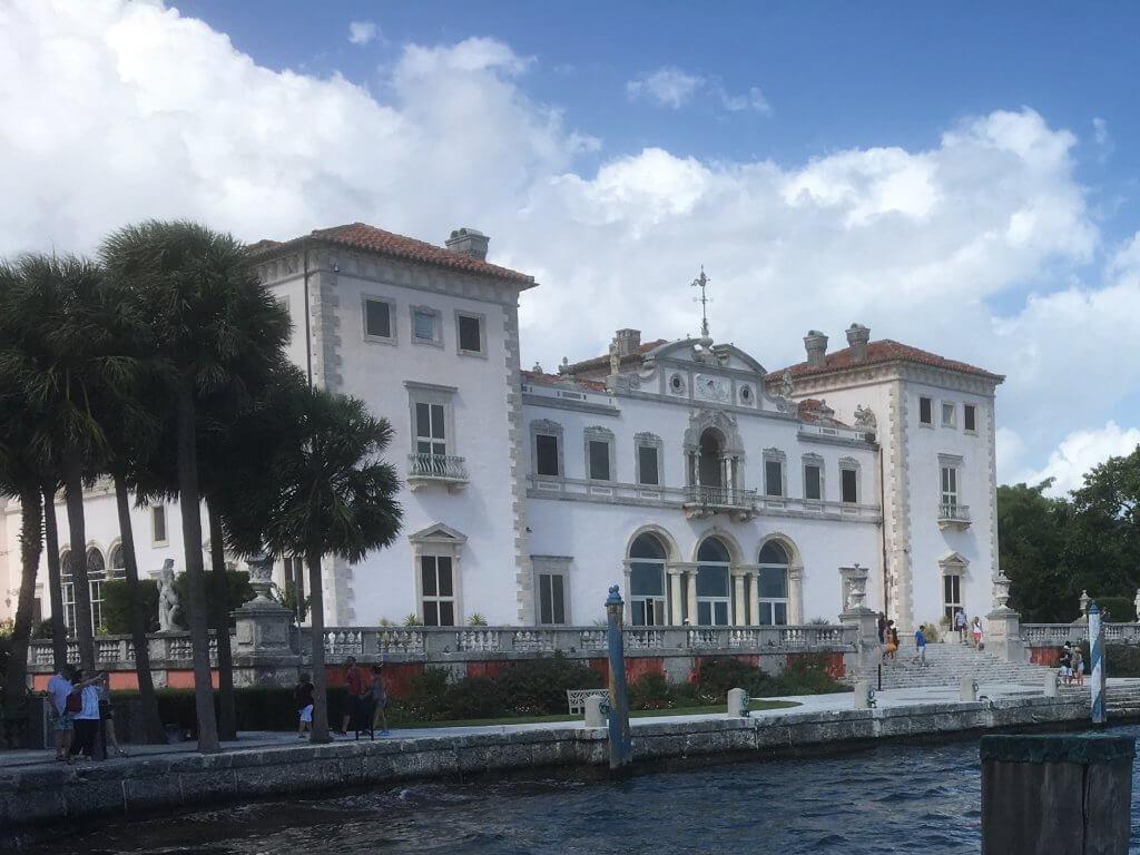 Vizcaya Museum Miami Weekend
