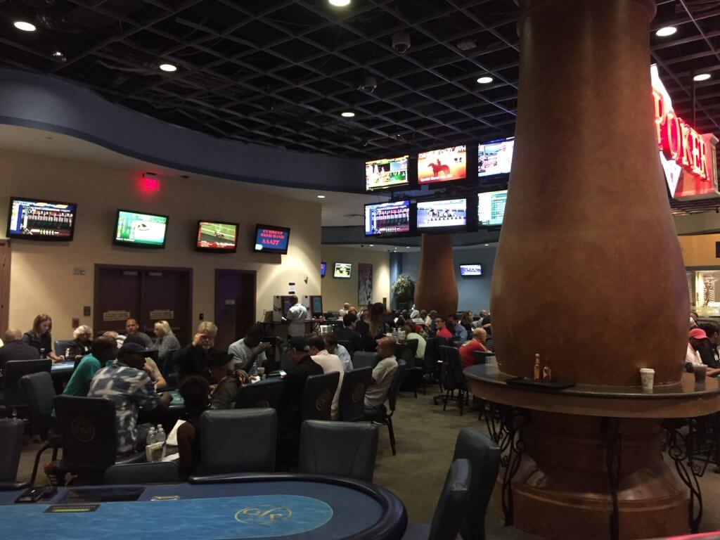 Gulfstream Poker Room