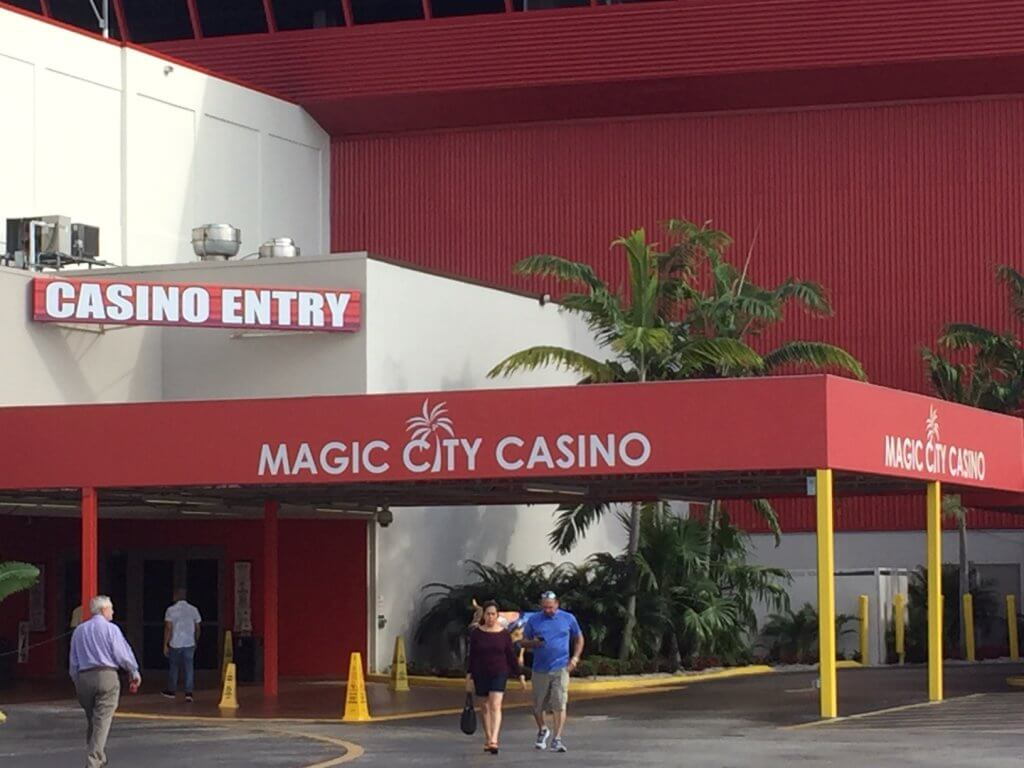 Magic City South Florida poker room