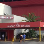 Magic City poker room