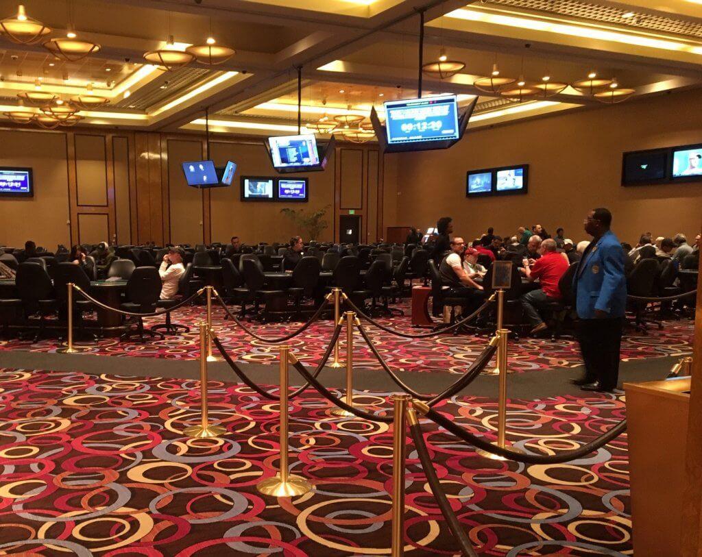 Hard Rock Poker Room