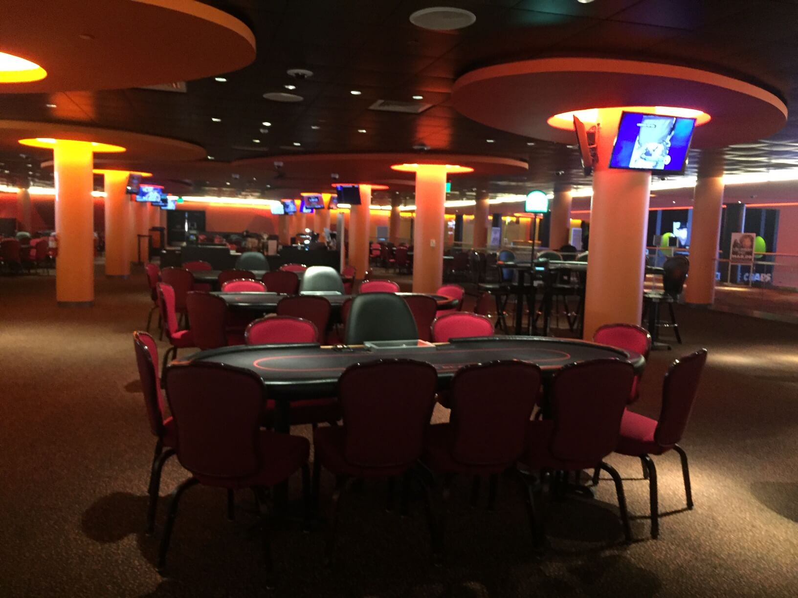 Casino Dania Beach Poker Room Review