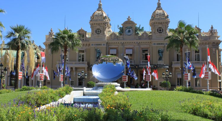 Poker Bucket List - Casino Monte Carlo