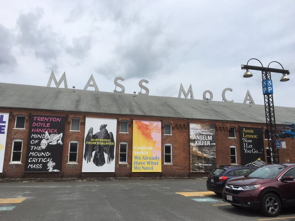 Best Thing to Do in the Berkshires: MassMoCa