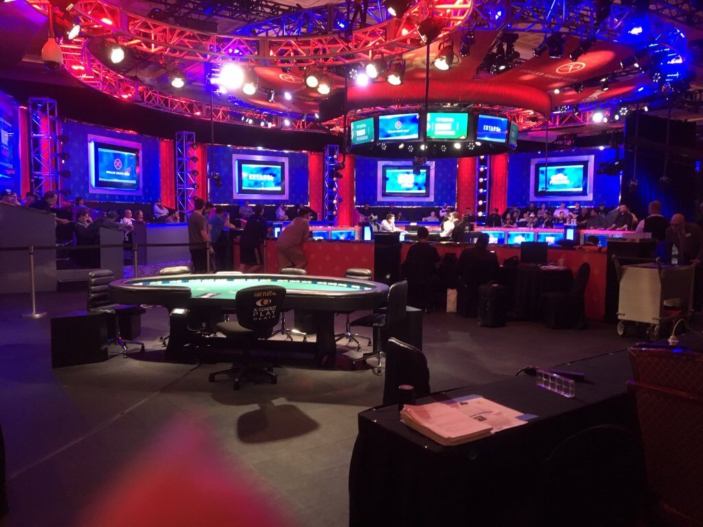 World Series of Poker TV Final Table