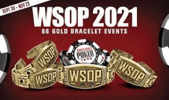 Logistik WSOP