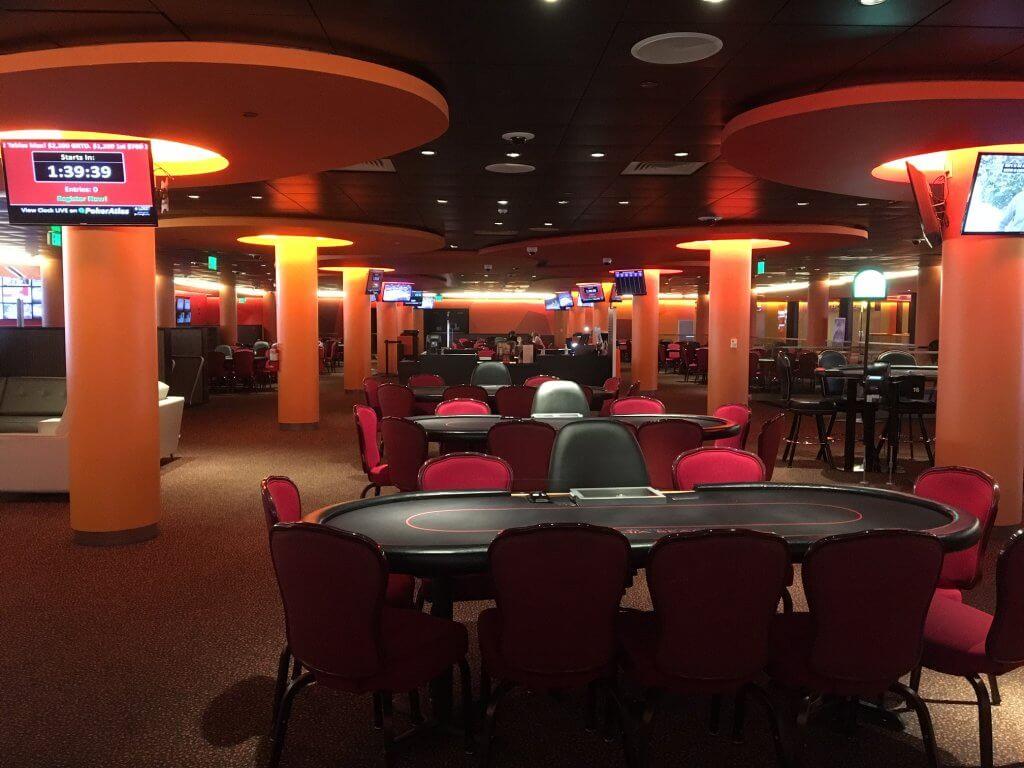 Dania Beach Poker Rake