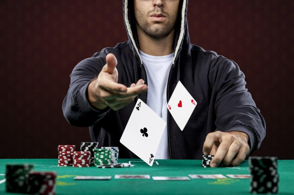 Specific Poker Skills: Folding Aces
