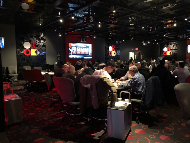 Montreal Poker Room