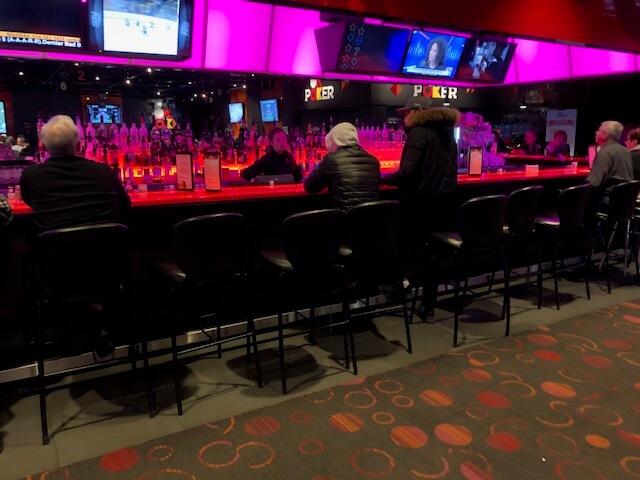 Poker Room Montreal