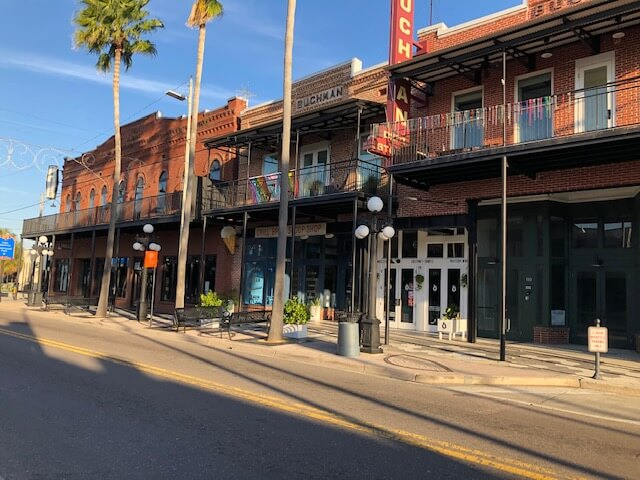 Tampa Bay Vacation: Ybor City