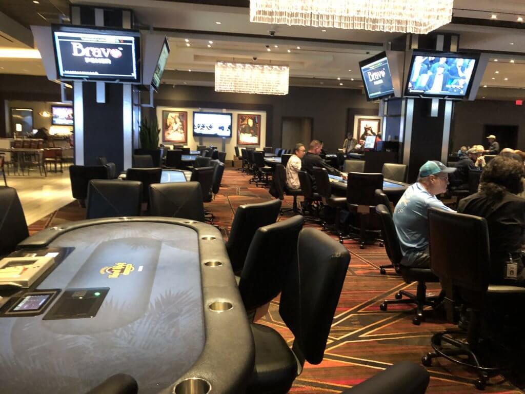Perfect Poker Room: Hard Rock Tampa