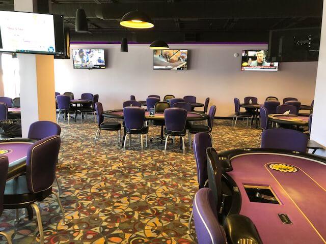 Filotimo Casino Poker Room