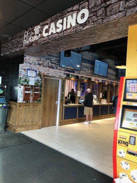 Filotimo Casino Cage