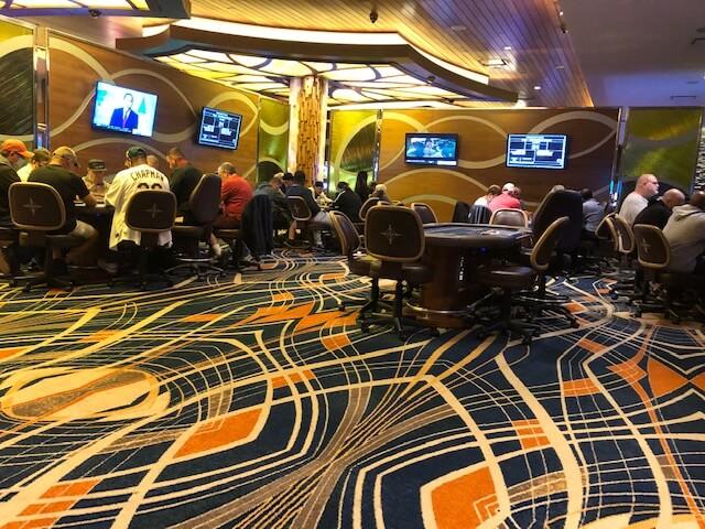 Mohegan Sun Pocono Poker Room