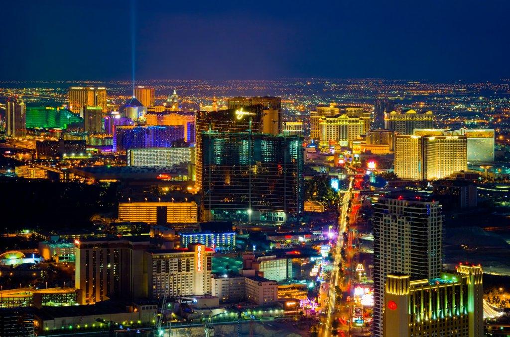 Las Vegas Cash Poker Tables
