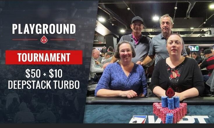 Peak Poker Moment: Playground