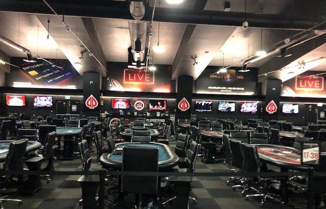 Playground Poker Tournaments Room