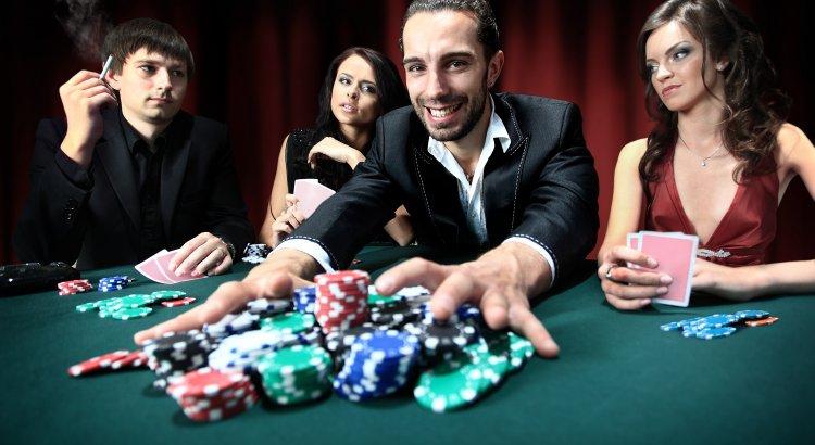 He's got poker skills