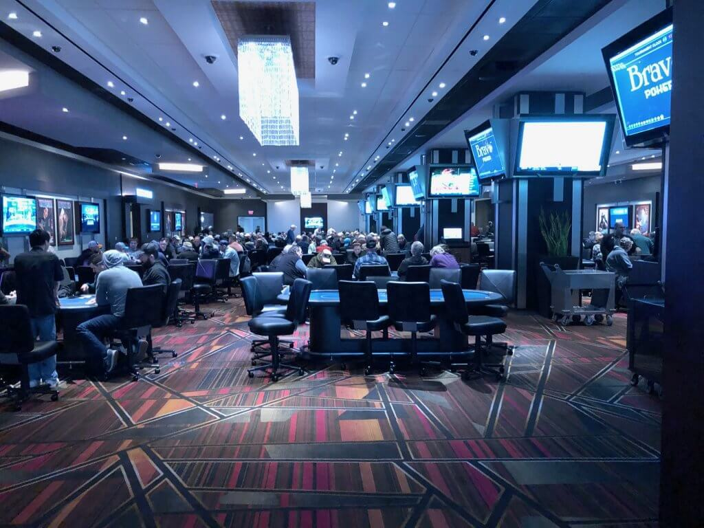 Seminole Tampa Poker Room