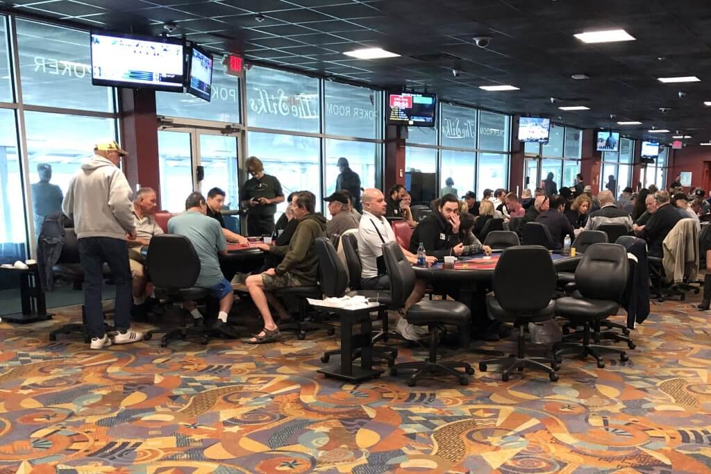 Silks Poker Room Review