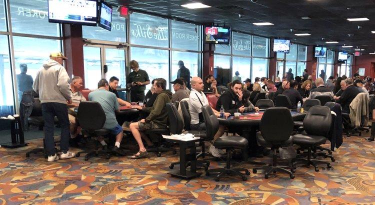 Silks Poker Room Review