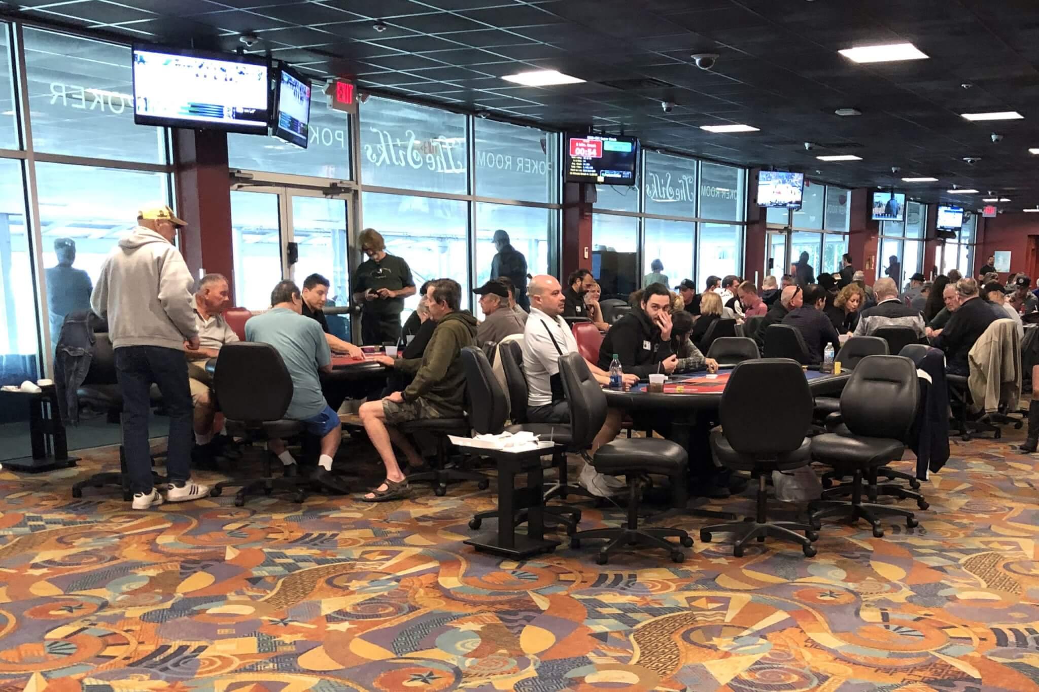 Tgt poker room